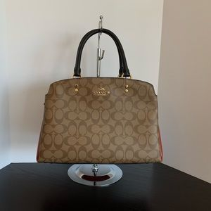NWT COACH LILLIE CARRYALL MSRP $428